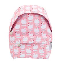 Little backpack: Swans