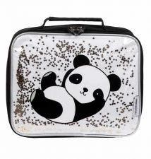 Koeltasje: Glitter panda