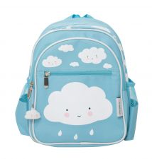 Backpack: Cloud - blue