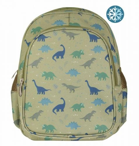 Rugzak: Dinosaurussen | Back to school | A Little Lovely Company