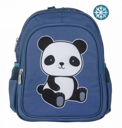 Rugzak: Panda | Back to school | A Little Lovely Company