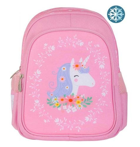 Insulated backpack: Unicorn