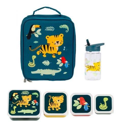 School set lunch schoolset koeltas back to school kids kinder peuter A Little Lovely Company