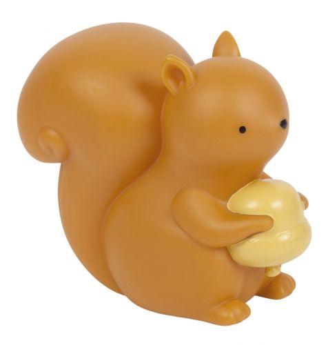 Little light kinder nacht lampje kinderkamer eekhoorn A Little Lovely Company