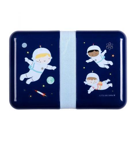 Lunch box: Astronauten