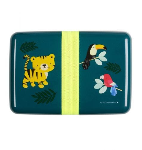 Lunch box: Jungle tijger