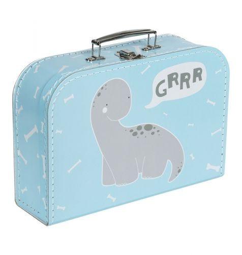 Koffer: Baby brontosaurus