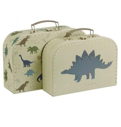 Kofferset: Dinosaurussen