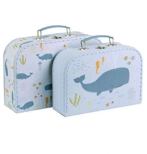 Kofferset: Oceaan