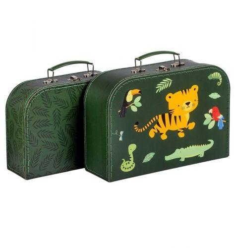 Kofferset: Jungle tijger