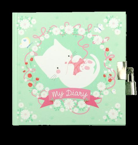 Mijn dagboek: Kat
