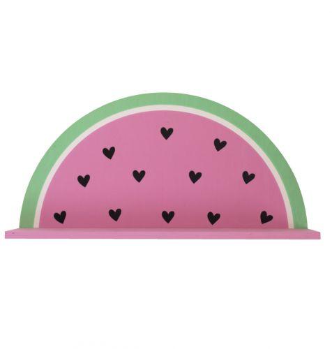 Plankje: Watermeloen